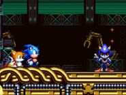 SonicMania Sonic&TailsVSMetalSonic