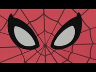 The Spectacular Spider-Man- Season 1 OUTRO- Gwen KISSES Peter!
