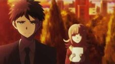 Hajime & Chiaki's last conversation pre-Kamukura Danganronpa 3 - Despair Arc
