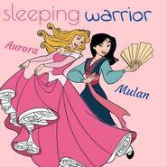 Sleeping Warrior by amechuqueen