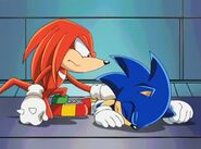 SonicX 37 Sonic&Knuckles