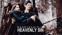 Barry & Caitlin Heavenly Sin
