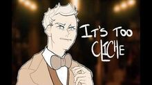 I wont say im in love (good omens animation)