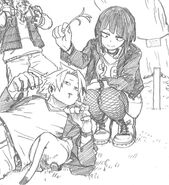 KamiJirou Sketch (1)