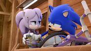 SonicBoom Perci lets Sonic repair