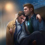 Supernatural - Destiel Carry (NaSyu)