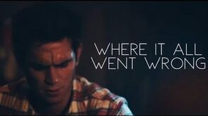 The places in time where it all went wrong betty