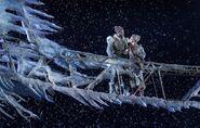 Kristanna in the Frozen Musical
