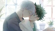 Tododeku amv - Stand By you 💙💚 (speciale 700 iscritti)