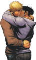 Young Avengers - Superboyfriends Proposal Kiss (Avengers The Children's Crusade).png