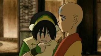 Aang and Toph - Keep Holding On