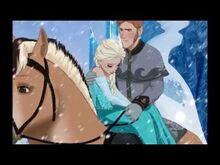 Hans x Elsa- -Helsa- - Lie to me