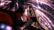 Serah and Snow Fireworks FMV