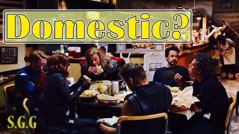 Avengers - Domestic Avengers