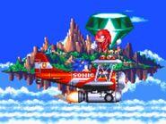 Sonic&Knuckles KnucklesEnding