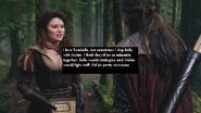 OUaT Beautiful Warrior by ouatshipconfessions