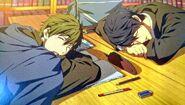 StudySleep MakoHaru
