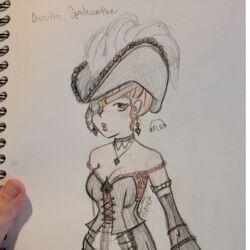 Captain Drusilla Spadeworthe