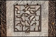 TurningPanelsDoorPuzzle