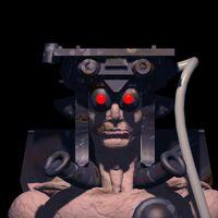 Cyborg Elite Guard Render