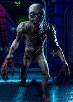 SSR Humanoid Mutant 1