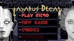 Lazarus Decλy - A Story Driven System Shock Modification
