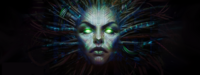 Concept art SHODAN w System Shock 3