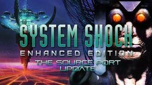 System Shock Enhanced Edition Source Port Update - Nightdive Studios Trailer