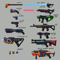 Weaponsssr