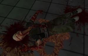 Corpse of William Diego