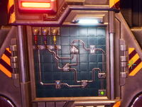 SSR Wire Puzzle