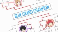 BLUE Tournament Chart
