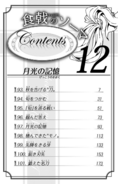 Volume 12 Table of Contents