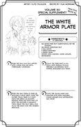 White Armor Plate
