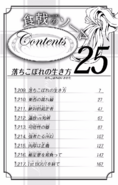 Volume 25 Table of Contents