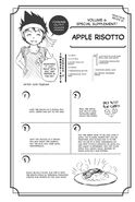Vol.6 Chapter.42 Apple Risotto Dish