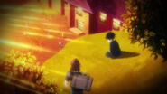 Young Asahi & Jōichirō (Ending 7)