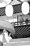Azami sees his son for the first time (ch309)