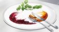 Clean Plate of Venison Roast