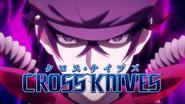 Cross Knives Asahi