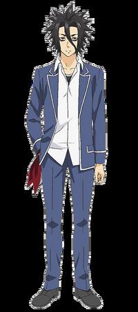 Ryo Kurokiba full appearance.png