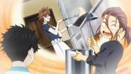 Joichiro mentioning Tamako