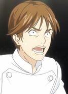 Takumi Ishiwatari Shocked Mugshot