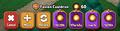 Fusion Menu of Max Upgraded Cauldron2