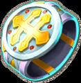 Flawless Rings Crusader Ring