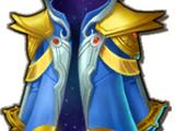 Shimmering Robe