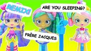 Are You Sleeping (Brother John) Childrens Nursery Rhyme Frère Jacques For Kids & Babies