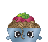 Spaghetti Bolognese Twirly Spaghetti