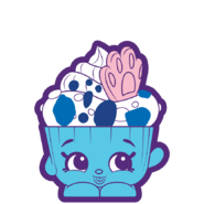 SPKS9C-CTC 9-034 Cupcake Chic
