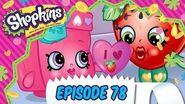Shopkins Cartoon - Episode 78 – Be Mine Cutie Valentine's Day Cartoons For Children